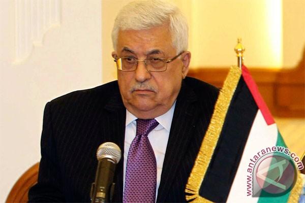 Abbas desak donor dukung anggaran Palestina