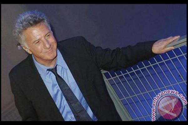 Dustin Hoffman jadi tukang judi