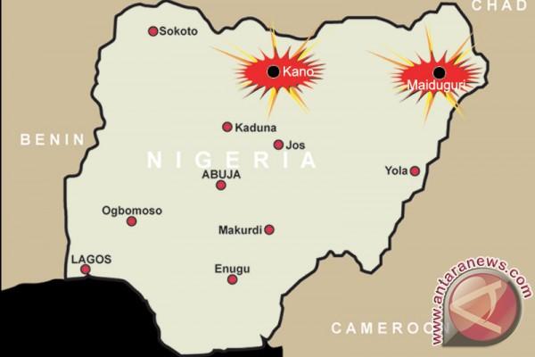 Bentrokan tewaskan tiga orang di Nigeria