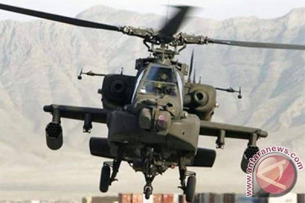 AS kirim 10 helikopter Apache ke Mesir