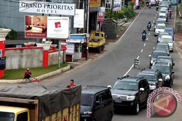 Jalur Puncak menjadi prioritas Polres Bogor