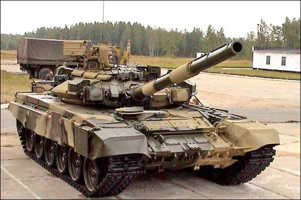 Iran segera pakai tank T-90 Rusia