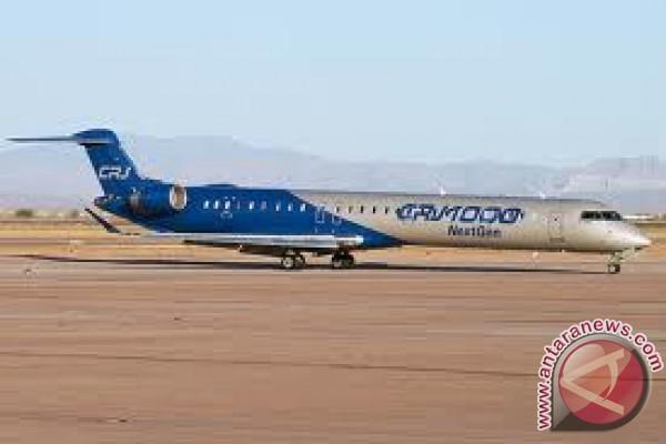 Garuda pesan 18 pesawat bombardier CRJ1000
