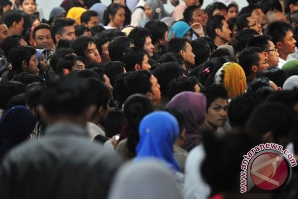 25.525 warga Kota Tasikmalaya pengangguran