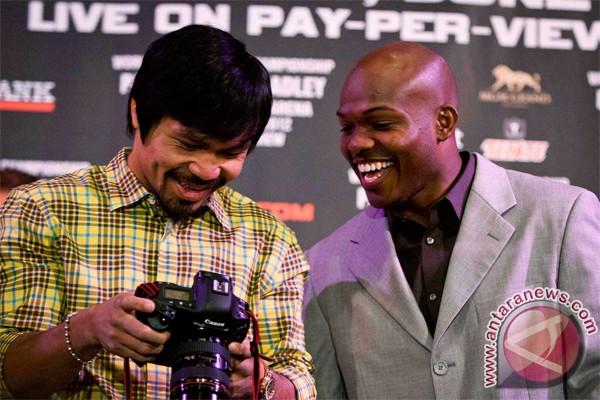 Manny Pacquiao akan pertahankan gelar di Vegas