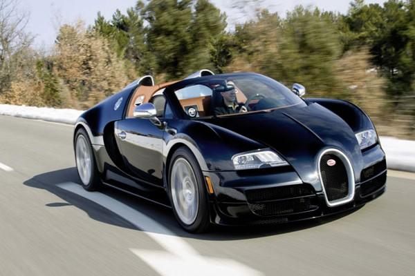 Bugatti Veyron terbaru akan pecahkan rekor kecepatan