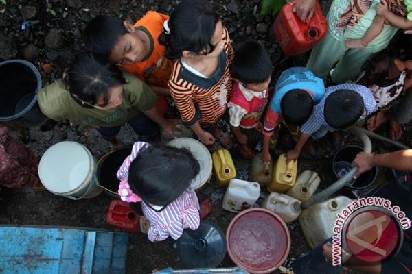 Pemerintah perlu atasi kesulitan air bersih menahun