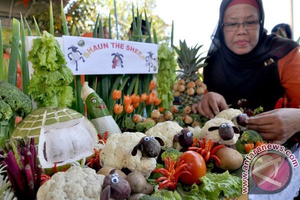 Konsumsi hortikultura Indonesia di bawah standar FAO