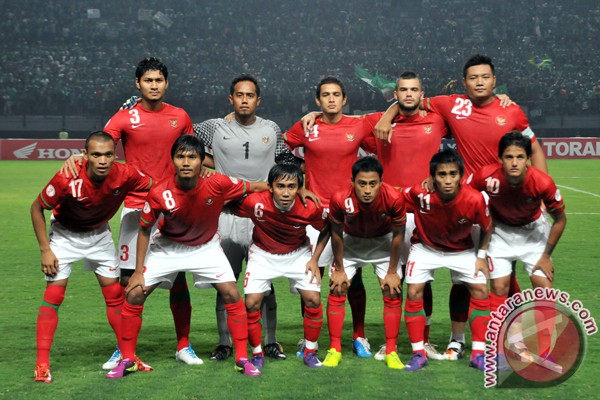 Timnas ikuti Java Cup jelang tampil di AFF 2012