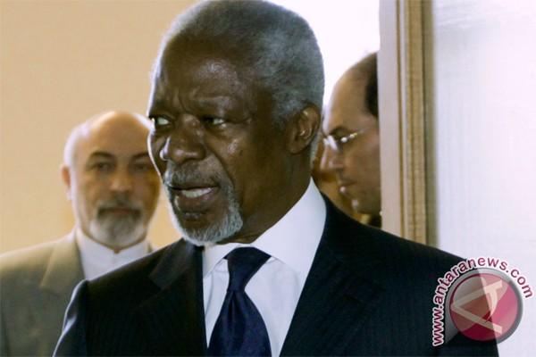 Annan to meet Putin on Syrian crisis