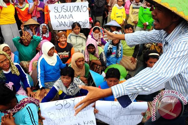 Petani Cirebon gulung tikar akibat bawang impor