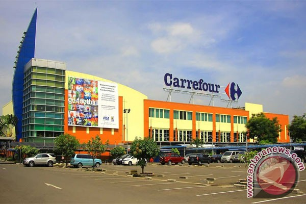 Carrefour 'cabut' dari Yunani