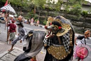 Barong Banyuwangi meriahkan Festival Tepi Sungai Frankfurt