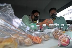 20120220SosialisasiJajananSehat200212 1 Belasan produk makanan dan minuman diuji laboratorium