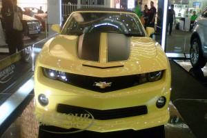 Chevy Camaro facelift akan hadir di New York
