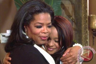 Anak Whitney Houston nyaris berakhir seperti ibunya