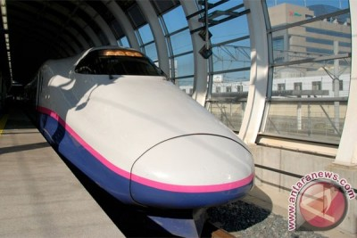 Japan supports high-speed train network development in Indonesia