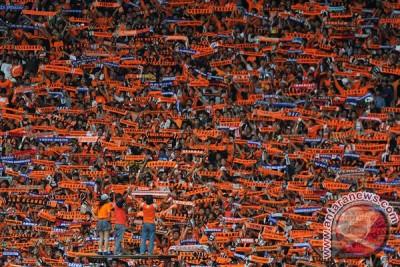 Jakmania minta Presiden selamatkan sepak bola Indonesia
