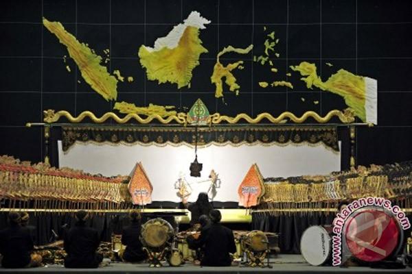 Festival Wayang Internasional berlangsung di Bandung