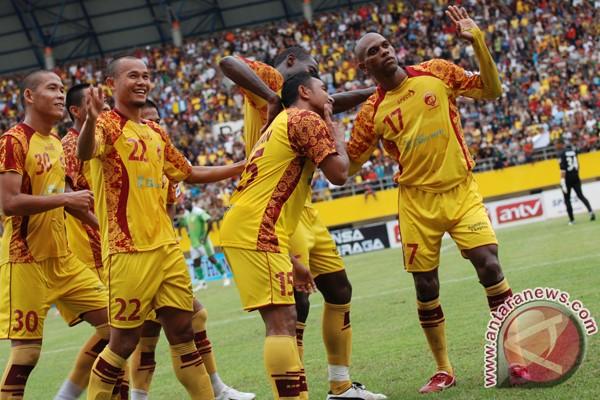 Sriwijaya FC siap diadu dengan Semen Padang