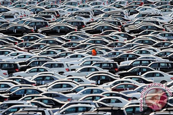 Penjualan mobil baru di Jerman turun imbas ketidakpastian diesel
