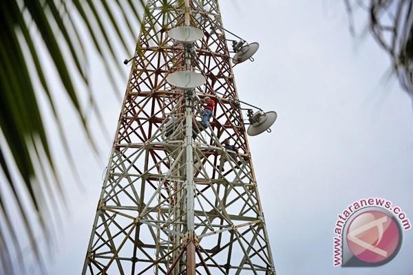 Telkomsel Bali ganti ratusan BTS
