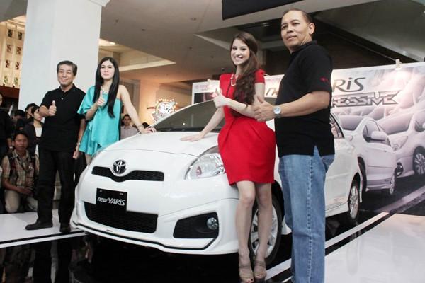 Toyota Yaris laris dengan rekor tertinggi