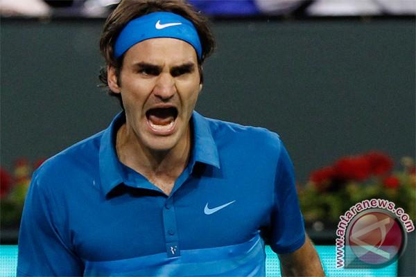 Sepenggal kisah bangkitnya lagi si Raja Federer