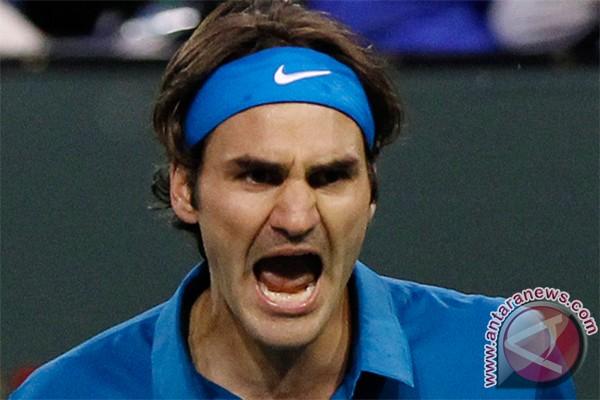 Federer rebut gelar ketujuh Wimbledon