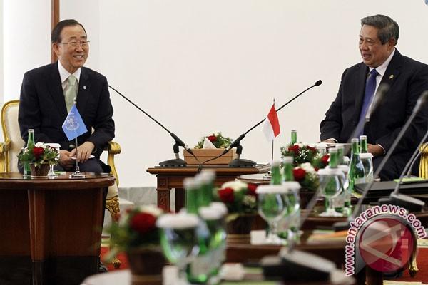 Presiden - Sekjen PBB bicarakan masalah Papua