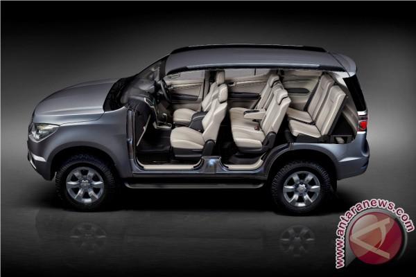 GM kenalkan Chevy Trailblazer