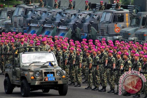 Marinir Indonesia-Thailand akan gelar latihan gabungan