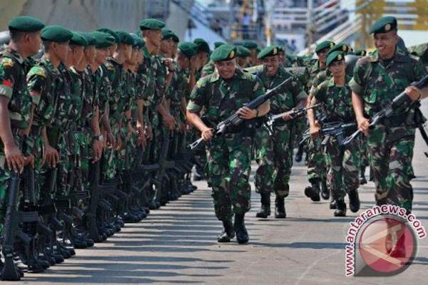 TNI AD restrukturisasi satuan Kostrad dan Kodam VII/Wirabuana