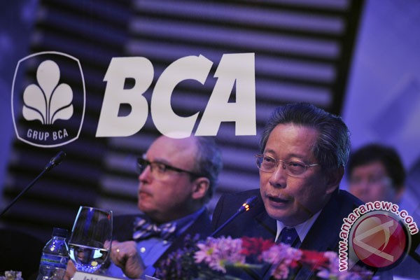 BCA sediakan uang rp46 triliun jelang lebaran