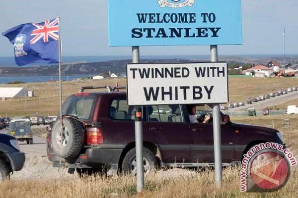 Inggris dan Argentina bertengkar di KTT G-20 soal Falkland