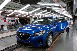 Mazda CX-5 raih gelar mobil keluarga terbaik