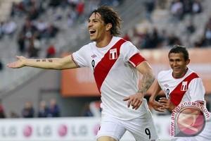 Guerrero pemain terbaik laga Peru vs Paraguay