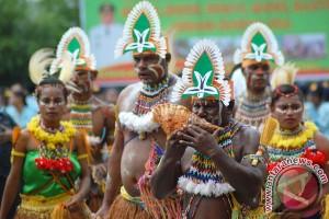 Peringatan 1 Mei di Jayapura dilakukan dengan upacara
