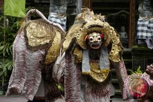 Bali akan gelar festival barong
