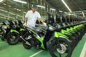 Honda ingin jual  700 motor di JMCS