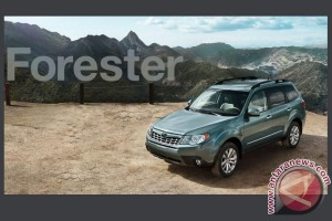 Subaru tarik 275 ribu SUV Forester