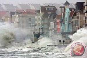 KKP: muka air laut naik 2000 pulau tenggelam, 42 juta rumah hilang