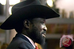 Presiden Sudan Selatan tunjuk musuhnya Riek Machar sebagai wapres