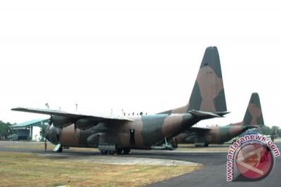C-130B Hercules bawa 101 orang