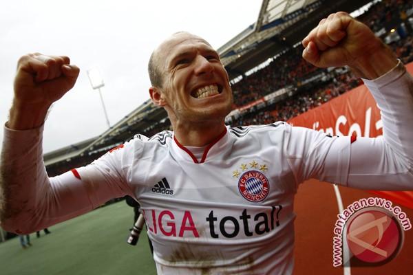 Robben tak acuhkan cemoohan fans