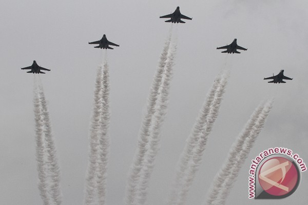 TNI Angkatan Udara berencana tambah alutsista