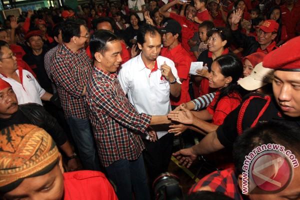 Jokowi janjikan Jakarta modern dan tertata rapih