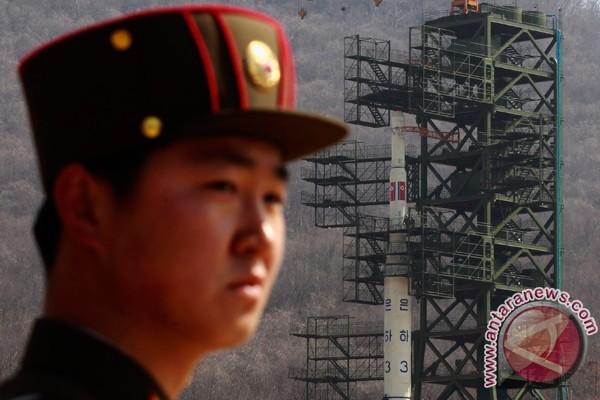 Roket Korea Utara rampung
