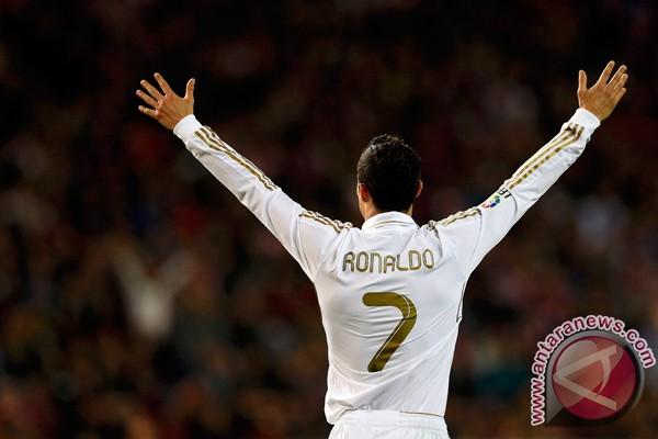 Cristiano Ronaldo mengaku belum tampil maksimal