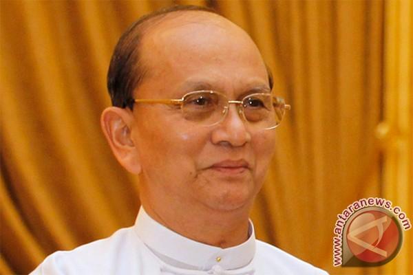 Presiden Myanmar temui 14 pemimpin partai politik